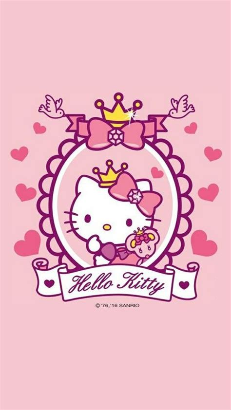wallpaper iphone 6 kitty hello kitty wallpaper phone