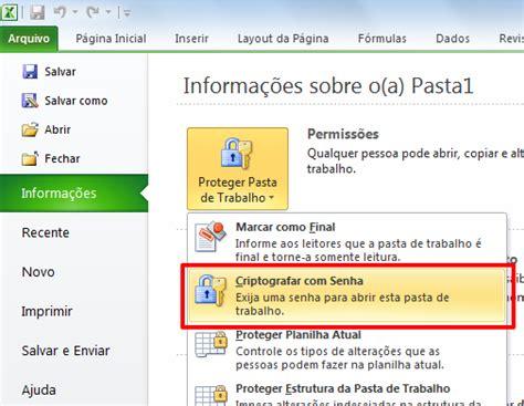 tutorial excel 2010 em portugues como proteger sua planilha do excel com uma senha software