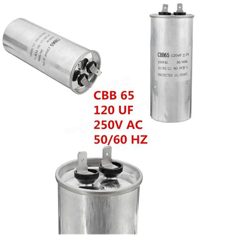 cbb65 sh capacitor 50 120uf cbb65 run capacitor 250vac 250v ac 120 uf sh p1 50 60hz sale banggood sold out