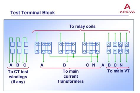 test terminal block wiring diagram image collections