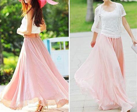best pink chiffon skirt photos 2017 blue maize best pink chiffon skirt photos 2017 blue maize