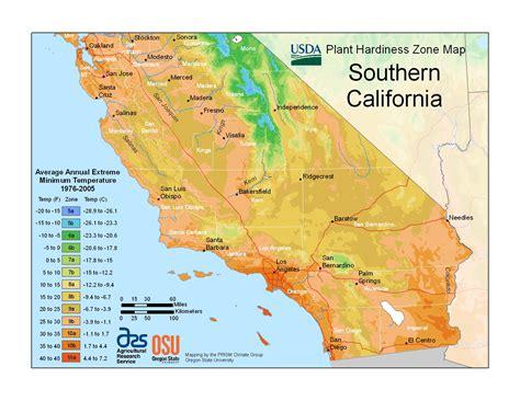 garden zones california plant hardiness zones the how do gardener