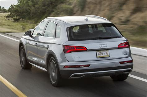 Motor Home Interior by Audi Q5 Review 2017 Autocar