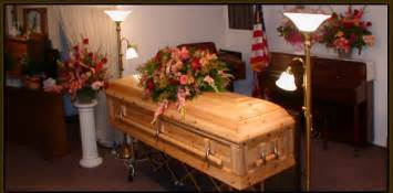 Affordable Funeral Flowers - casket at funeral submited images