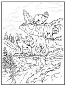 coloring pages of wolf packs howling wolf coloring page coloring wolf howling and