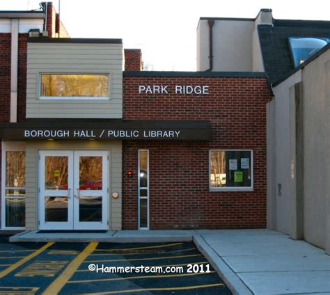 Garden Ridge Library Pascack Valley New Jersey Town Library Directory