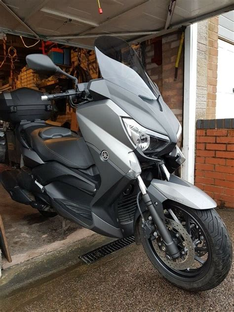 yamaha xmax ypra abs owned