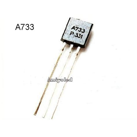 transistor a733 reemplazo transistor pnp a733 28 images a733 60v pnp silicon to 92 package transistor buy package to