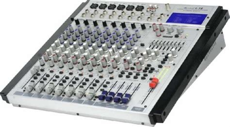 Mixer Alto L12 alto l12 12 channel 2 4 mixer with dsp planet dj