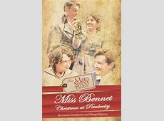 """Main Street Theater's """"Miss Bennet: Christmas at Pemberly ... Hgms"""