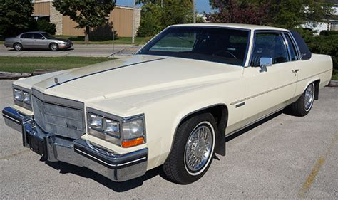 1983 Cadillac Coupe Parts by 1983 Cadillac 2 Dr Coupe