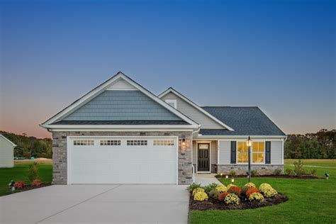 Gw 234 B Big Drs0386 new cayman home model for sale at hopyard farm one level living in king george va