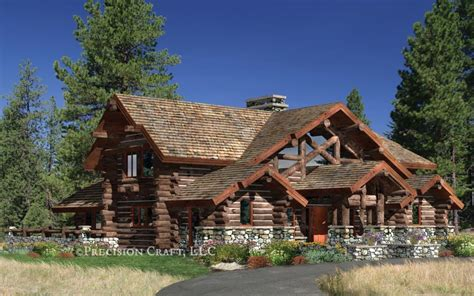 large log home plans a log home overview from small to large
