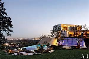 Home Design House In Los Angeles Tour Director Michael Bay S Modern Three Story Home In