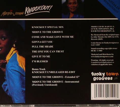 Margie Joseph Knockout margie joseph knockout remastered vinyl at juno records