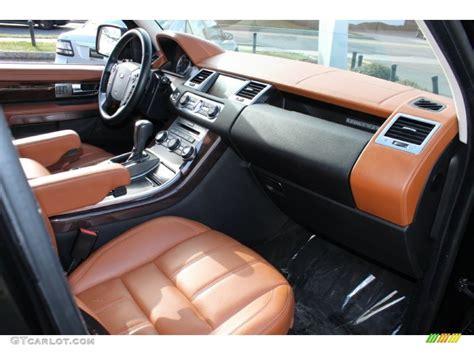 premium stitching interior 2010 land rover range