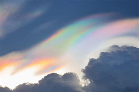 rainbow cloud rainbow clouds pileus and iridescence blog by jo farrow