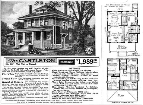 Foursquare House Plans by United States Navy Quonset Huts Chronology Of Sears