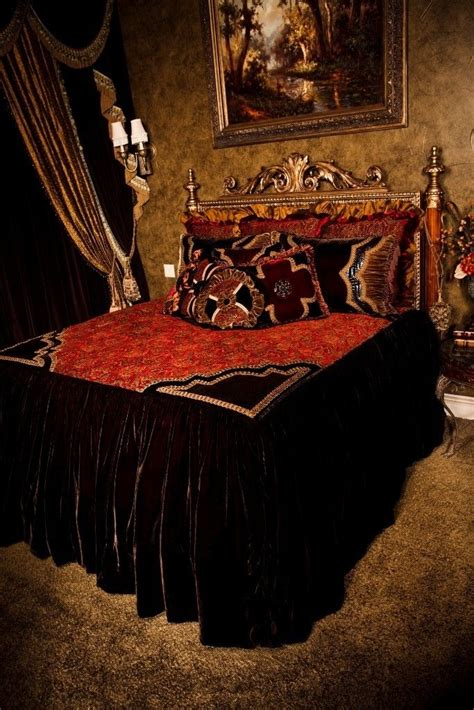 custom made upscale comforter set luxury bedding by