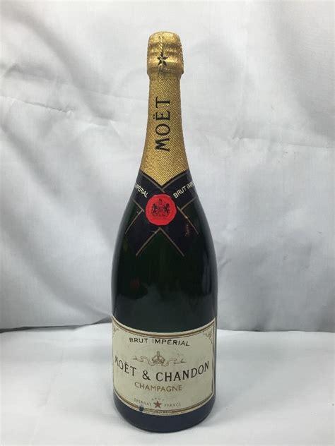 Change Moet Chandon moet chandon chagne display bottle magnum 1 5 liter sealed home bar empty ebay