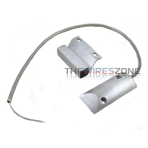 overhead door floor garage roll up shutter contact sensor