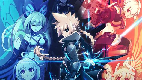 Kaset Nintendo Switch Azure Striker Gunvolt Striker Pack azure striker gunvolt striker pack coming to the nintendo switch this summer nintendo wire