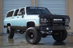 Chevrolet Suburban Diesel For Sale 1990 Chevrolet V1500 Suburban Silverado Sport Utility 4