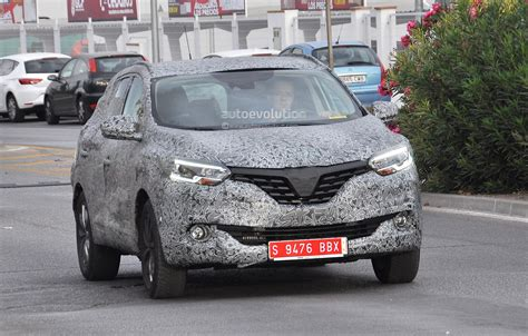 renault koleos 2016 black all new 2016 renault koleos spied with production body for