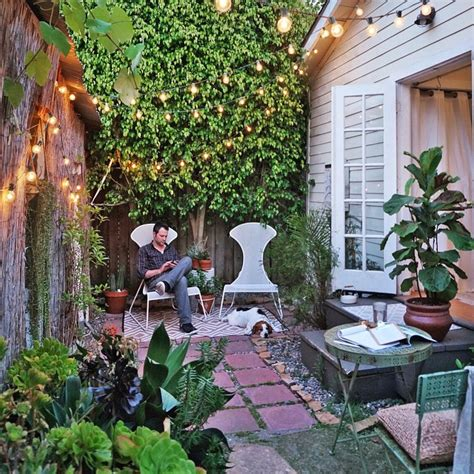 small outdoor spaces pinterest picks stunning small outdoor spaces