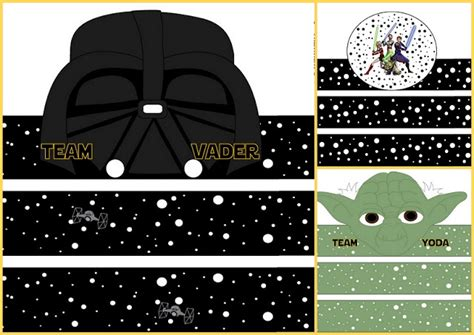 printable star wars hat star wars free printable party hats oh my fiesta for