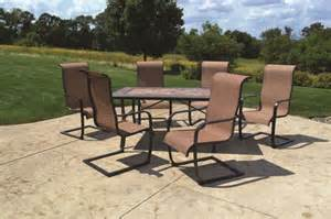 Backyard Creations Lasalle Collection Lasalle 7 Dining Collection At Menards 174