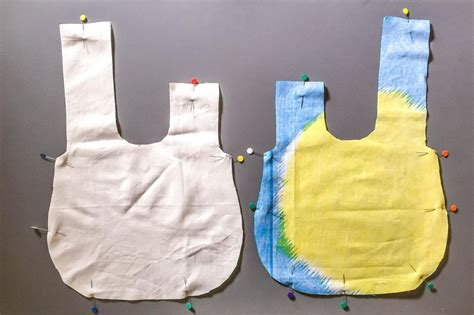 knot tote bag pattern reusable fabric knot bag diy network blog made remade