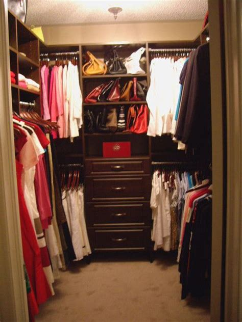 ideas small walk in closet designs closet remodel walk small walk in closet ideas home ideas pinterest