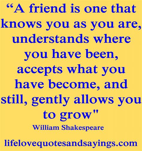 And Quotes Friendship Words Words Words
