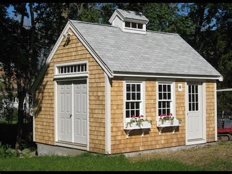 shed plans  material list youtube