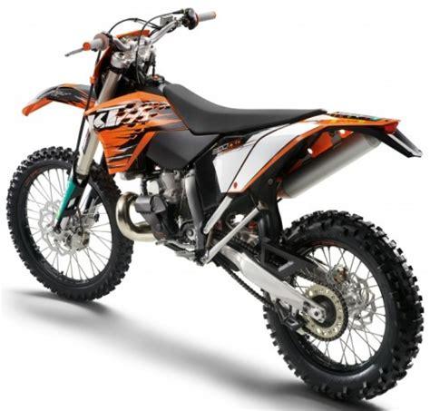 Ktm 300 Exc 2010 Ktm Exc 300 E 2010 Orange
