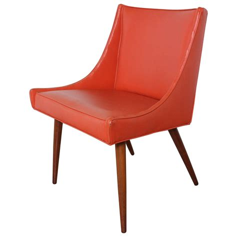 Milo Chair by Milo Baughman Slipper Chair For Sale At 1stdibs