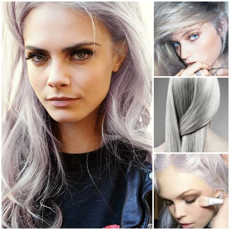 silvery blonde hair color stylenoted from our archives hair color inspiration