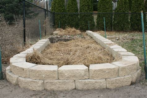 How To Build A Rock Garden Bed How To Build A Raised Garden Bed