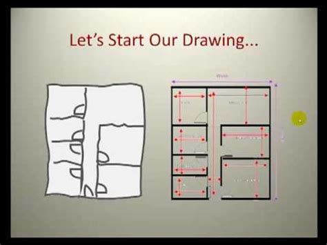 how to do floor plans feng shui why you need to draw a floor plan to scale