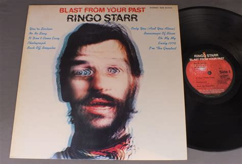 ringo starr blast from your past ringo starr blast from your past jpn eas80403 ebay