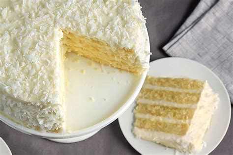 coconut cake recipe coconut cake recipe king arthur flour