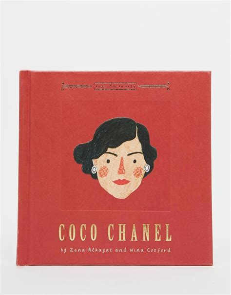 biography of coco chanel book cheap mother s day gift ideas under 50