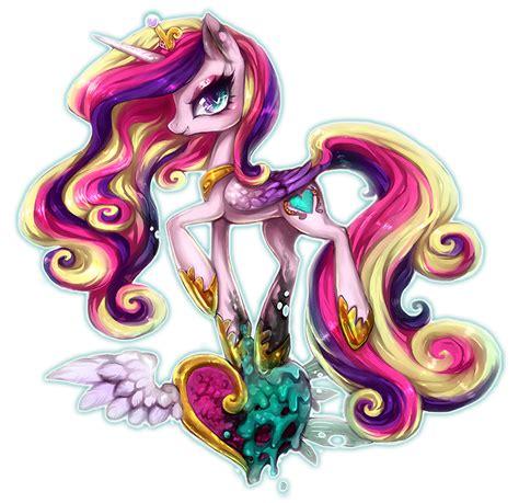 my little pony fan art queen chrysalis my little pony friendship is magic fan