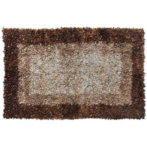 Suede Rug by Lenor Larsen Suede Carpet At 1stdibs