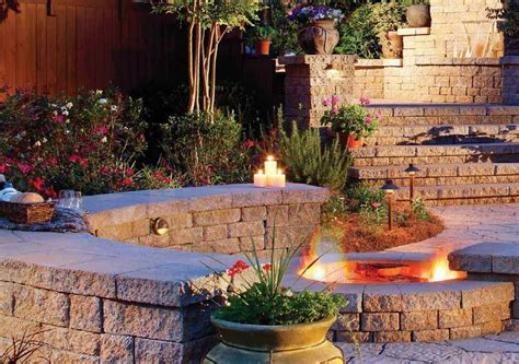 outdoor fireplaces and pits built in the utica ny area