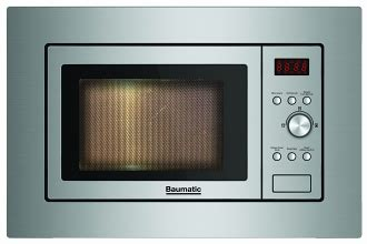 25 litre built in microwave oven with grill