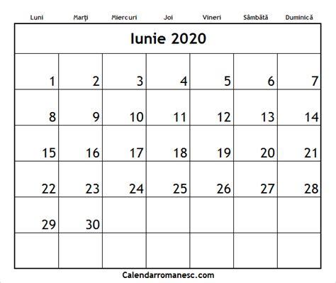 calendar   romanesc calendario