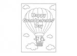 Grandparents Day Template by Happy Grandparents Day Card Ichild