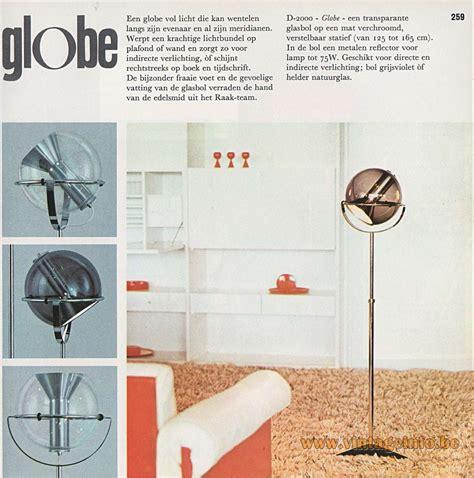 raak verlichting drachten raak globe floor l vintage info all about vintage